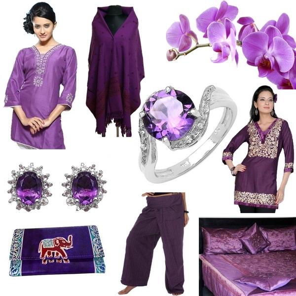 Promienna Orchidea - Kolor Roku 2014